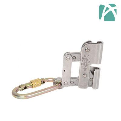 deslizador anti caidas para cable de acero