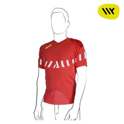 """""""T-SHIRT DESERT"""" Características: •T-Shirt Strech •Tela respirantes. •Tela flexible de alta resistencia. •Serigrafía reflectante."""