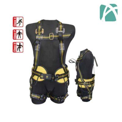 arnes-3d-litepro-cinturon-hebilla-espigon-conexion-frontal-respaldo-lumbar-dorsal-y-piernas