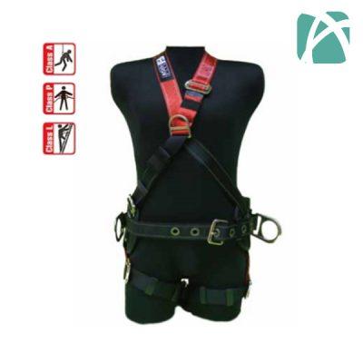 arnes-4d-litepro-cinturon-hebilla-espigon-respaldo-lumbar